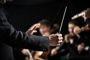 Doskonały menedżer jest jak dyrygent orkiestry